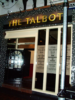 The Talbot Bar