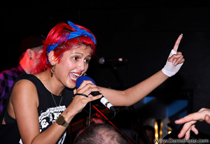 laila khan sonic boom six - photo #1