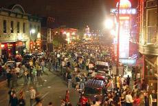 A scene from SXSW 2007