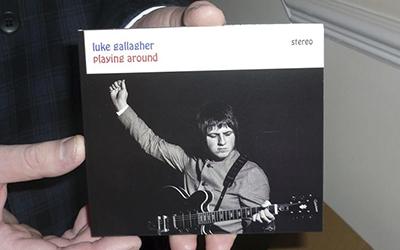 Luke Gallagher Playing Around Album